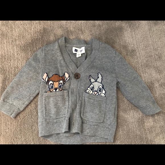 baby gap Other - Adorable bambi cardigan